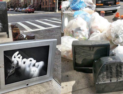 E-odpady, recykling elektroniki