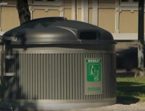 Odpady schodzą do podziemia